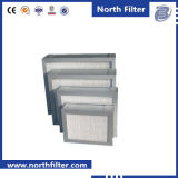 Hot Sale Gi Frame 0.1um HEPA Panel Filter