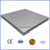 Electronic Double Desk Platform Weighing Floor Scale 10 Ton