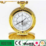 Quartz Movement Antique Hunter Case Pocket Watch