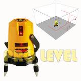 Multi-Line 1V1h1d Self-Leveling Laser Level (SK-166)