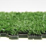 Split Joint Faux Grass Flooring Grass