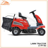 Powertec 6.5HP Lawn Mower Tractor in China (LT-PT-62)