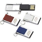 USB Flash Drive with Keychain, Mini Gift USB Flash Drive