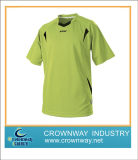 Men Dry Fit Soccer Jersey Football Shirt with Digital Printing
