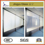 Switchable Privacy Pdlc Film with High Transparency