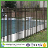 High-Quality Aluminium/Steel Flat Top Swimming Pool Fencing for Factory
