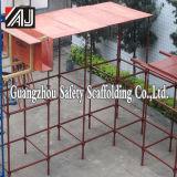 Q235 Quick Lock Scaffolding System, Made in Guangzhou
