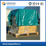 Low Price Waterproof PVC Woven Tarpaulin for Outdoor Cover