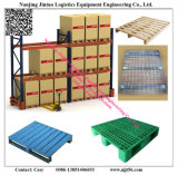 High Equipment Drive in Pallet Shelving for Warehouse Storage