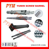 Conical Twin Screw Barrel