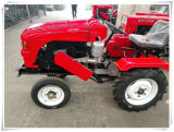 Shandong Supplier Mini Tractor Price 12HP 4 Wheel Tractor