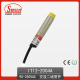 Inductive Proximity Sensor Switch 90V-250VAC Two-Wires AC Output No 4mm