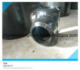 High Pressure Carbon Steel Seamless Equal Tee