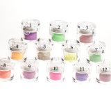 Latest Nail Art Sugar Glitter Decoration Beauty Powder (D92)