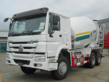 Sinotuck HOWO 6X4 Cement /Concrete Mixer Truck
