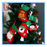 Christmas Decoration Gift Ornament Sock Stocking/Hose for Christmas Tree