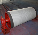Conveyor Pulley/Lagged Pulley/Heavy Pulley/Drive Pulley/Medium Pulley