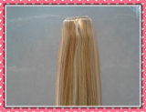 Hot Selling Quality Remy Hair Weaving Silky Straight 20inches Piano Colopiano Color