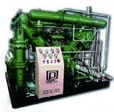 Oil Free Middle Pressure Compressor for Pet 40bar