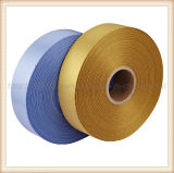 Woven Edge Color Polyester Satin Ribbon (Single / Double Side)