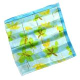 Fashion Twill Silk Scarf (JRY006)