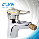 Beautifull&Healthy Golden Plated Bidet Mixer (BM50104)