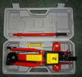 SGS Approved 2 Ton Plastic Case Hydraulic Floor Jack (DSF-2T)
