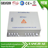 Solar Junction Box Waterproof PV Combiner Box with DC SPD