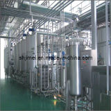 Complete Milk Drinks Processing Line