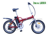 En15194 CE/EMC Mountain Electric Bicycle (LB2001R)