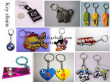 Rubber/PVC Promotion Keychain Forming Machine