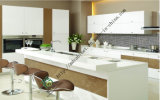 2015 New Design Lacquer Kitchen Cabinet (zs-178)