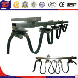 Safety Power Festoon Cable Trolley C-Track