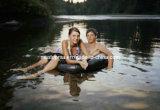 Quality Butyl Inflatable Swim Ring (32′, 42′, 45′)