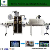 PVC Sleeve Labelling Machine CE Approved
