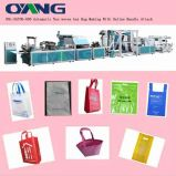 Automatic Newest Non Woven Bag Making Machine with Handle Machine