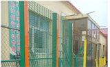 Galvanized or PVC Coated 358 Anti-Climb Security Fence