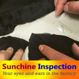 Garment Quality Control Services / Textile Inspection Services by Inspectors Specializing in Textile QC