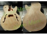 Hollow Guitar Body with Bookmatched Quilted Maple Top (AHSC001)