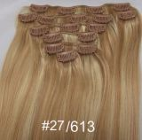 Remy Hair Extension, Remy Human Hair Clip in Hair Extension, Virgin Human Hair Extension, Remy Hair