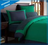 Dorm-Essentials College Colorblock Cotton Duvet Cover Set