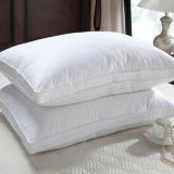 Luxury Hotel Comfortable Edge Piping Duck Down Pillow (DPF061123)