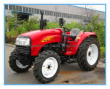 Farm Tractor 40HP, 4WD With Rops, Sunshade With Attachments (DQ404)