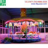 Beautiful Amusement Ride Carousel Ride (carousel-008)