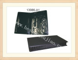 PVC Cosmetics Box with Black PVC Blister (YJ-L001)