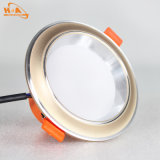 Ceiling Design Golden New Recessed LED Down Light with RoHS