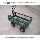 Improved Garden Wire Mesh Wagon