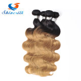 Cheap Brazilian Body Wave Virgin Hair 1b 30 27 Ombre Body Wave Humain Hair