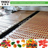 Automatic Jelly Bean Candy Depositing Line Candy Machine Candy Production Line with Ce ISO9001 (GDQ300A)