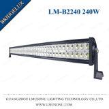 Lmusonu 12V Combo Double Row 4X4 off Road Vehicles Truck ATV 240W LED Light Bar 44.5 Inch
